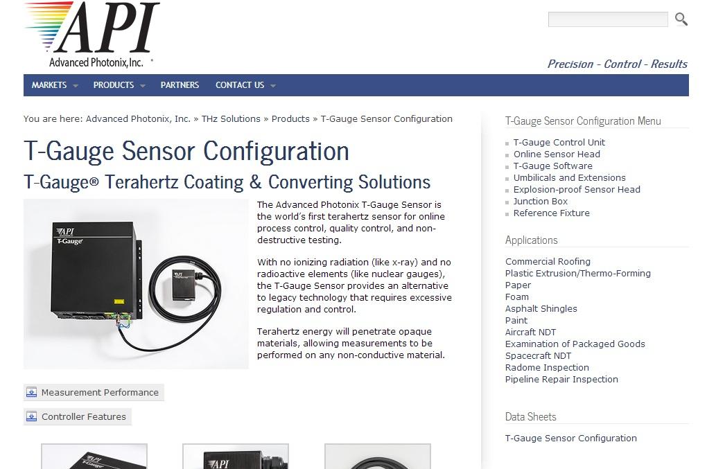 Advanced Photonix Gets Turkish Reseller For Terahertz Gear Techcentury