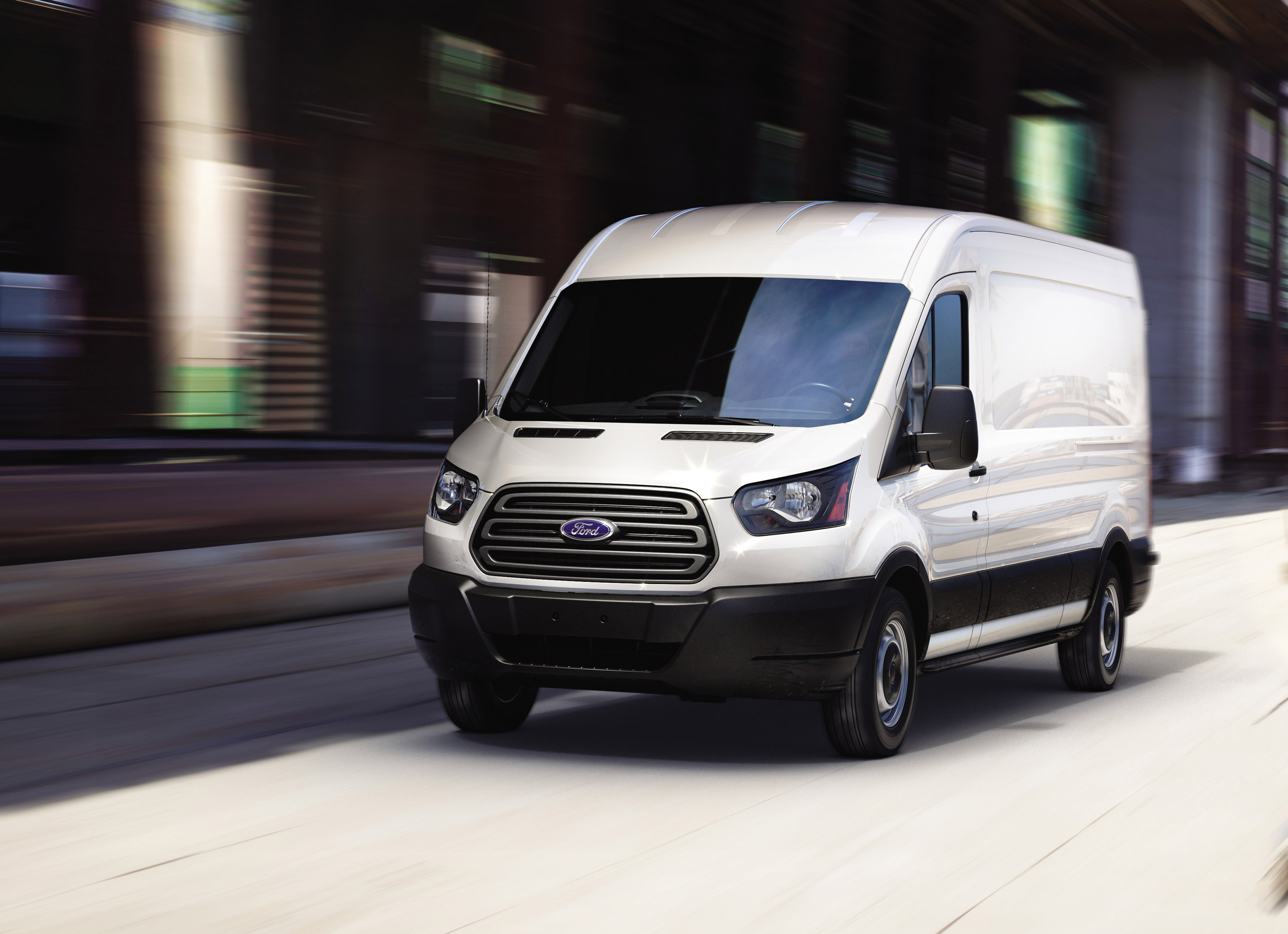 Used Fleet Cargo Vans For Sale >> Cable TV's Charter Orders 800+ Ford Transit Vans – TechCentury