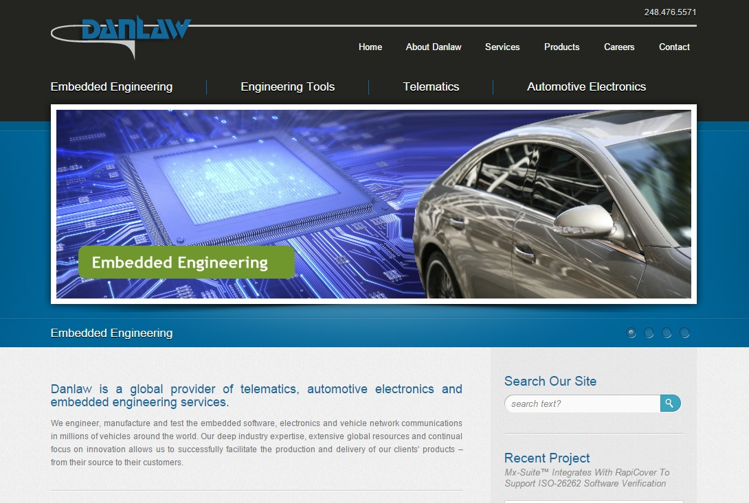 Danlaw Gets Federal Contract For Connected Vehicle Certification