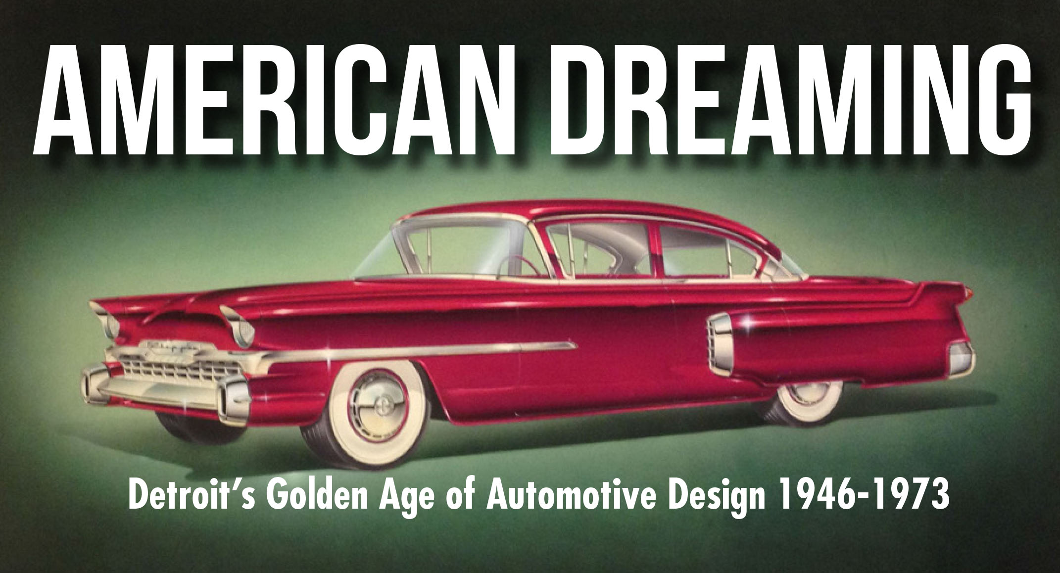 Artist Bill Brownlie of Briggs Design proposed this new body theme for the Packard Clipper, but it was never used. Chrysler acquired Briggs Design in 1953, and Brownlie worked on many of the iconic Chrysler models in the 1950s and 1960s.