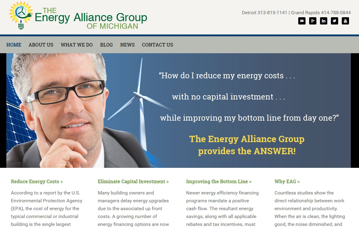 Energy Alliance Group Offering PACE Workshop In Grand Rapids