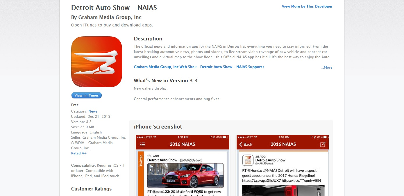Auto Show Rolling Out News Wayfinding Apps TechCentury - Car show app