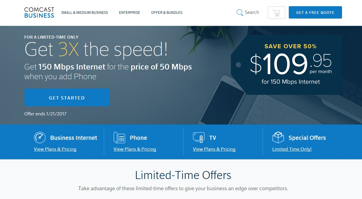 Comcast Quote Glamorous Comcast Business Expands Multigigabit Network In Michigan