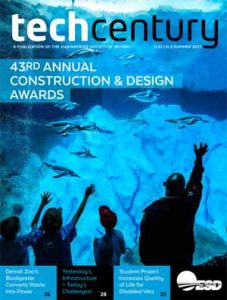 TechCentury Magazine Cover