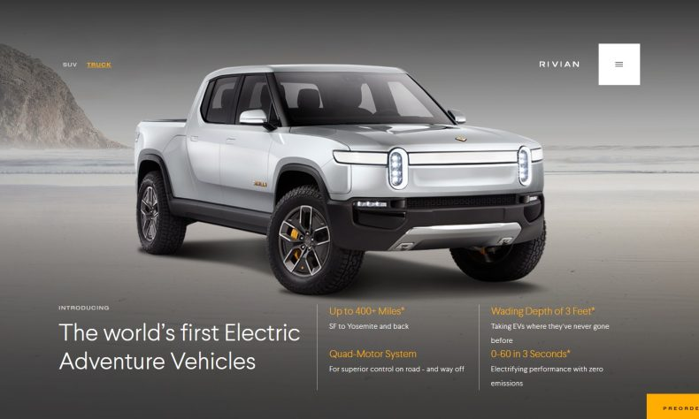 Dearborn Ford Motor Co Will Invest 500 Million In The Plymouth Based Electric Truck Developer Rivian Automotive Llc With Plans To Work Together On